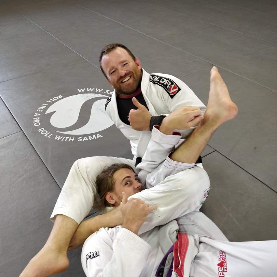 Brazilian jiu-jitsu with Tom Wilson new classes