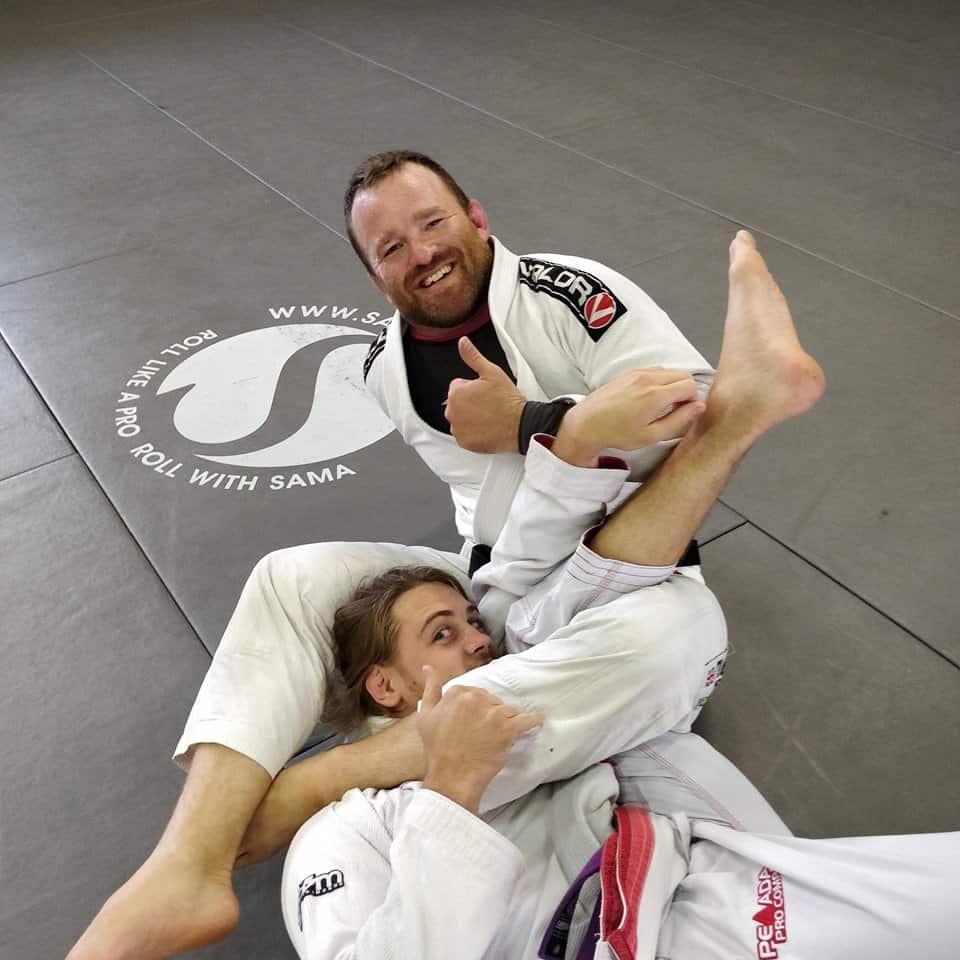 Brazilian jiu-jitsu with Tom Wilson new classes